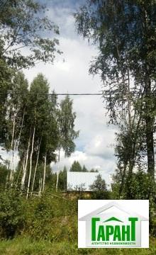 Продам участок 8 соток деревня милухино, 300000 руб.