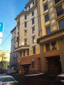 """3-комнатная квартира, 133 кв.м., в ЖК """"Каретный плаза"""""""