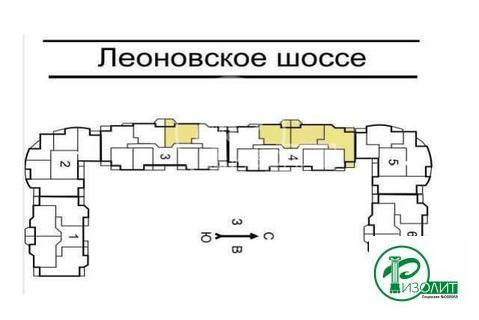 """ЖК """"Леоновский парк"""". От ст. Кучино 10 мин пешком. 15 км от МКАД."""