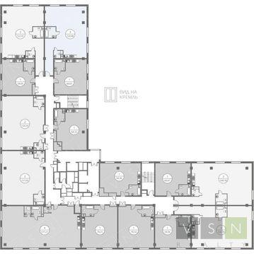 "3-комнатная квартира, 123 кв.м., в ЖК ""Сады Пекина"""