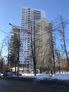 "4-комнатная квартира, 161 кв.м., в ЖК ""Вектор-Хаус"""