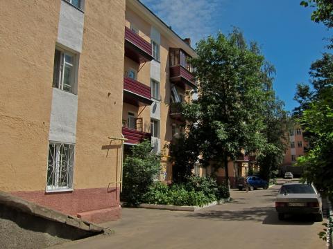 """3-ех к.кв. """"сталинка"""" ул.Красная"""