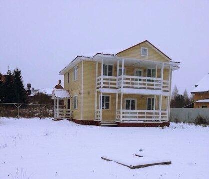 Аренда — дом 175 м2, 12 км от МКАД, ж/д ст. Сходня, дер. Голиково