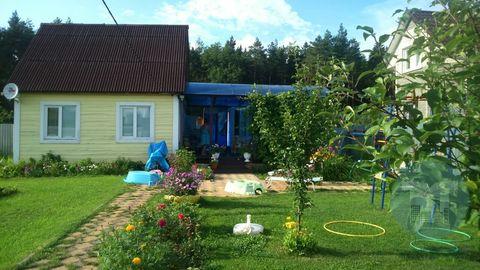 Продается дача в деревне, 40 км от МКАД.