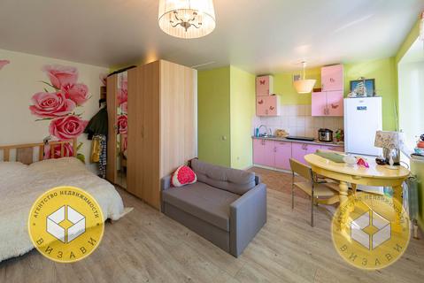 1к квартира 29 кв.м. Звенигород, Ракитня 12б, ремонт и мебель