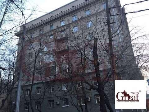 Продажа квартиры, м. Фрунзенская, Ул. Пироговская Б.