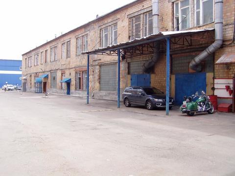 Аренда - теплый склад, помещение под производство, м. Войковская