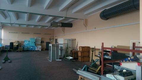 Лот: с46 Аренда производственного помещения на Коровиском шоссе