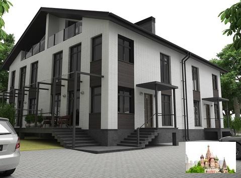 Дом 190 кв.м. 700 м от центра г.Чехов, ул. Солнышевская, ЖК Садки-1.