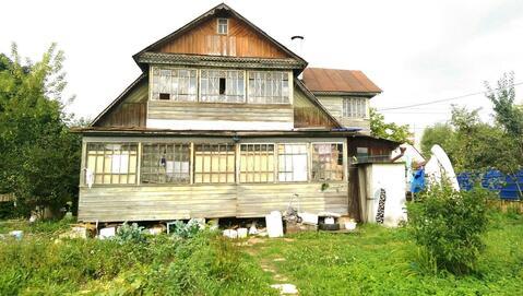 Дом 59 кв.м. в центре п. Михнево
