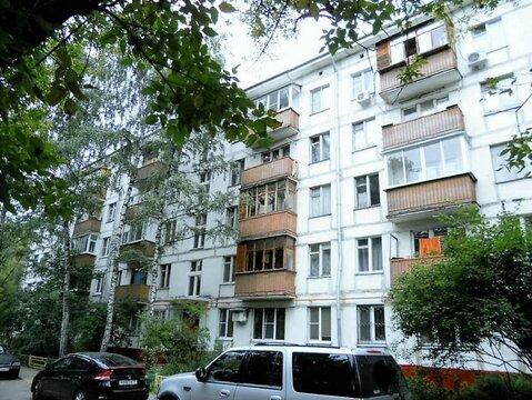Двухкомнатная квартира в пешей доступности от метро. Свободная продажа