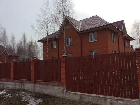 Дом 440 кв.м, д.Подмоклово, Серпуховский р-н, Московская область