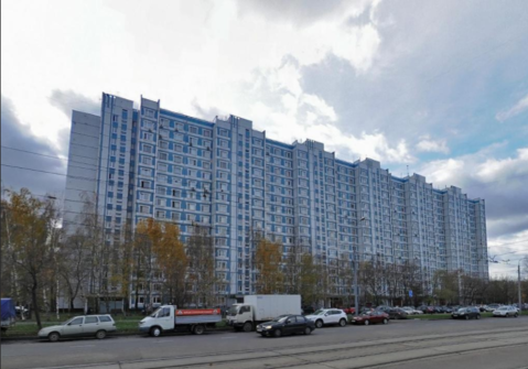 Уютная трехкомнатная квартира в аренду около метро Строгино