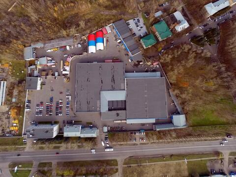 Офисно-складской комплекс в г. Видное: Белокаменное ш, д. 1а
