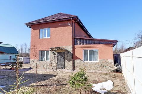 Новый коттедж 220 кв.м. с баней на уч. 7 сот. рядом с Зеленоградом