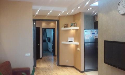Продаётся эксклюзивная видовая квартира в районе Большая Волга, на пр-