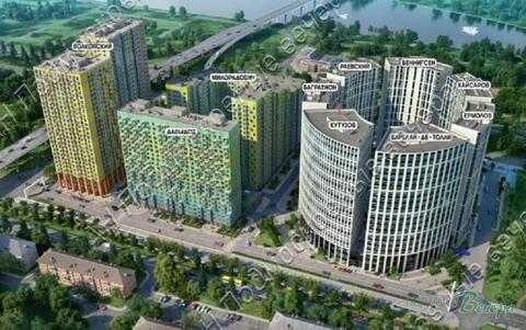 Москва, 1-но комнатная квартира, Береговой проезд д.5Ак2, 8400000 руб.