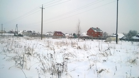 Срочно! Участок в д. Пестриково Коломенского района.