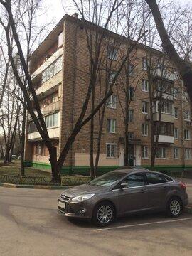 Ул. Большая Черкизовская, д. 28, корп. 1.