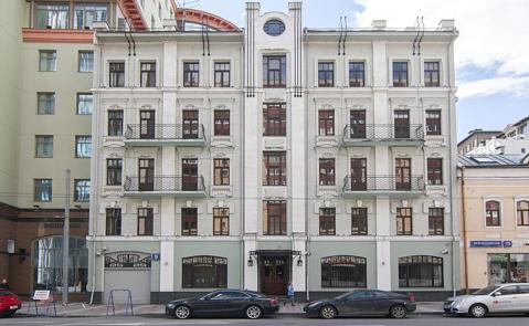 Аренда здания 3136 кв. м, Долгоруковская ул.