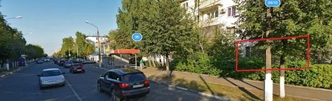 Квартира 44 кв.м. 1-ый этаж на улице Советской