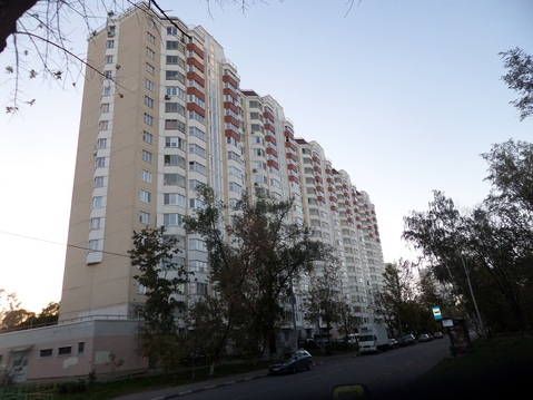 Продажа 3-х ком. квартиры Хлобыстова, 14к1 м. Выхино