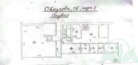 Продажа псн, м. Калужская, Ул. Обручева