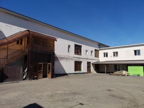 Сдается нежилое здание 1200 м, в 100 метрах от МКАД Щелковскому шоссе