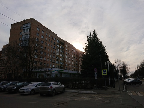 Сдам 1-к квартиру с косметическим ремонтом в Ступино, Андропова 29/9.