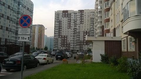 1- к.кв. - Москва, 2-я Нововатутинская, 3