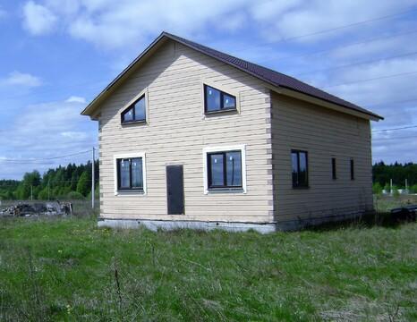 Продается хороший дом 140 м2 д. Брехово