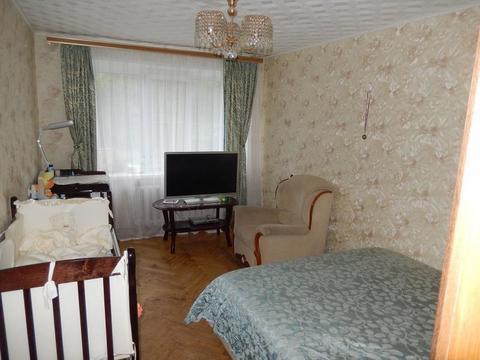 Очень уютная квартира