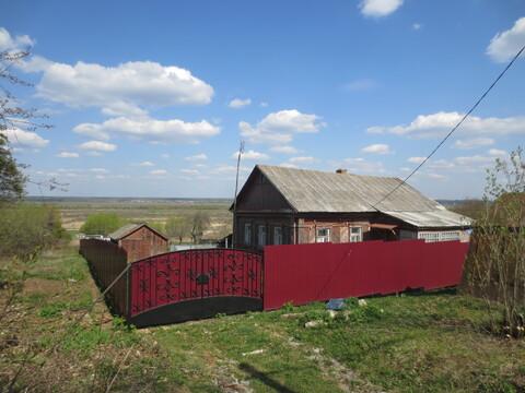 Продам дом на берегу Оки в д. Подмоклово Серпуховского района М/о