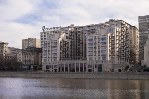 3-х комнатная квартира 136 кв. м в доме deluxe на набережной Москва .