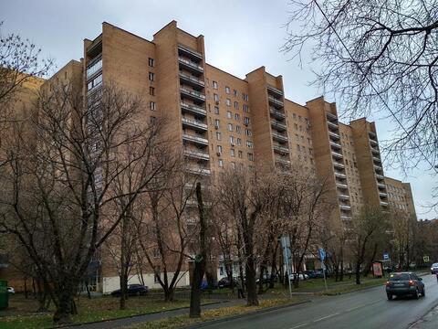 Продается двухкомнатная квартира общей площадью 50,6 кв