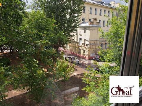 Продажа квартиры, м. Красные ворота, Ул. Каланчевская
