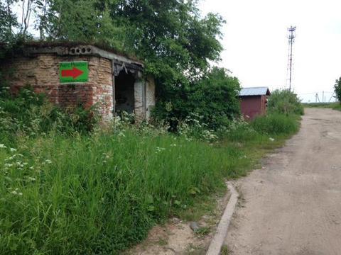 1200м2 старое картофелехранилище, Домодедово