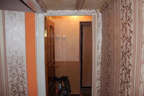 Двухкомнатная квартира в поселке Строитель