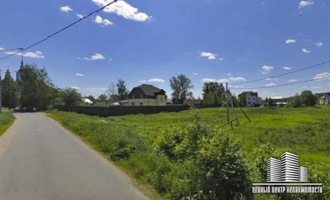 Участок 10 сот. г. Дмитров ул. Старо-Рогачевская