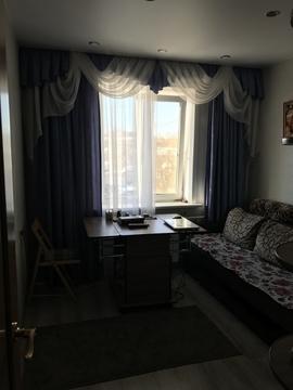 Трёхкомнатная квартира в Солнечногорске