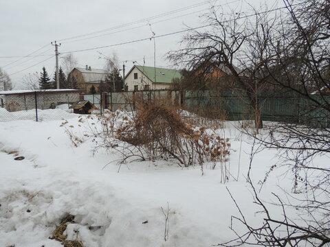 Земельный участок 1245 кв.м. в д.Шульгино вблизи г.Старая Купавна