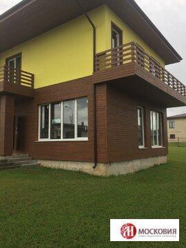 Дом двухэтажный 200 м2, уч. 12 сот, 50 км, от МКАД, по Каширскому ш.