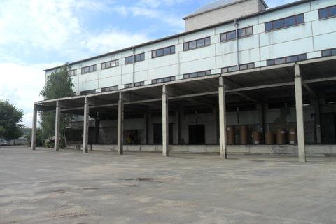 Действющий склад с арендаторами г. Электросталь