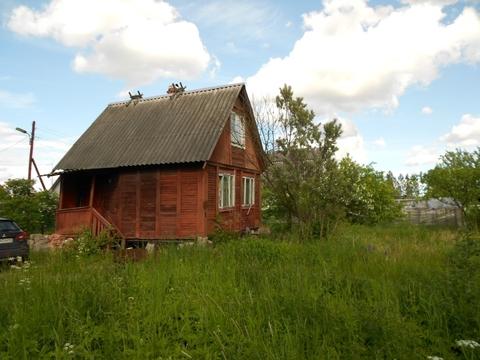 Домик рядом с лесом и озером, дер. Васютино 55 км. от МКАД.
