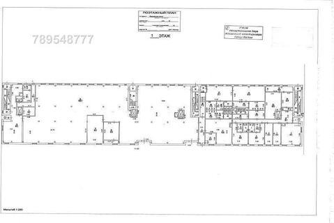 Продажа современного офисно-складского здания поэтажно (по 2300 кв