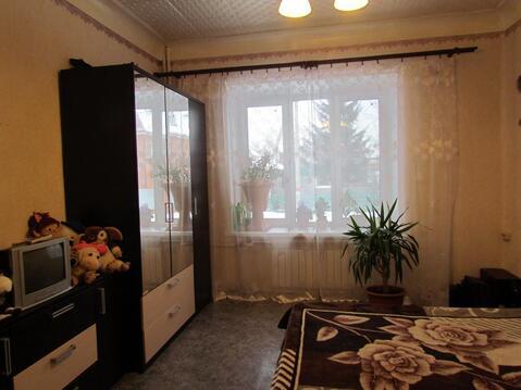 Продается четырехкомнатная квартира в г.Озеры