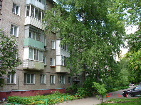Железнодорожный, 2-х комнатная квартира, ул. Маяковского д.19, 3150000 руб.
