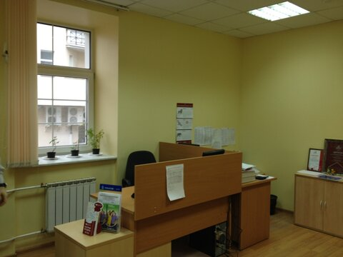 Аренда офиса 131 кв.м. Метро Цветной бульвар