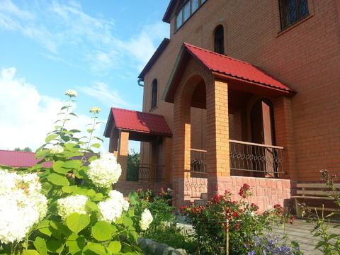 Продается большой благоустроенный дом на красивом ухоженном уч-ке