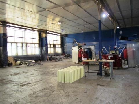 Аренда помещения 864 кв.м. под производство в Дмитрове, р-н дзфс